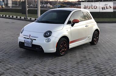 Fiat 500е 2014 в Луцке