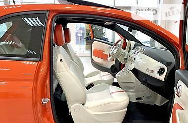 Fiat 500e 2013 в Чернигове