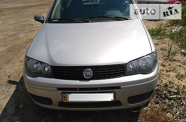 Fiat Albea 2010 в Вишневом