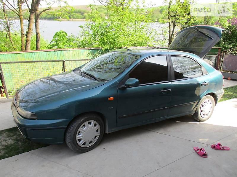 Fiat Brava 1996 в Тернополе