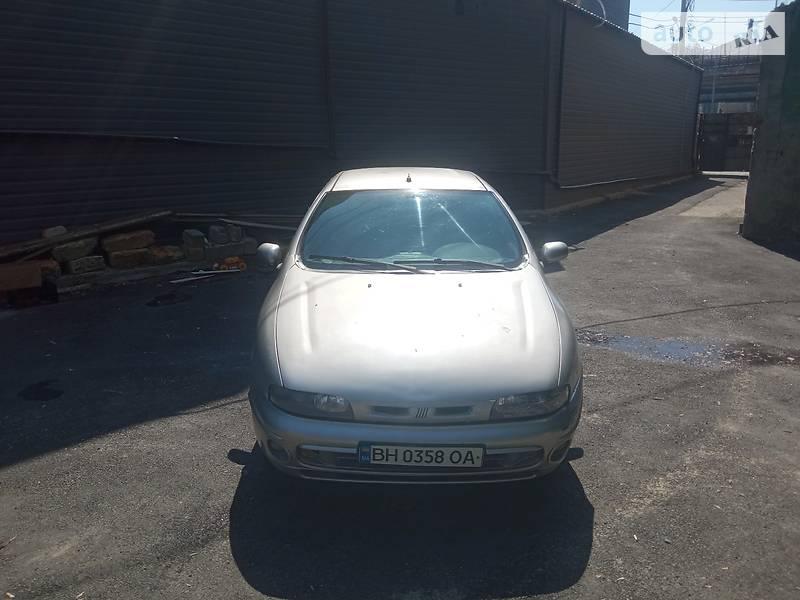 Хэтчбек Fiat Brava 2001 в Одессе