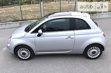 Fiat Cinquecento 2008 в Харькове