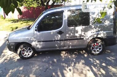 Fiat Doblo груз.-пасс. 2003 в Городне