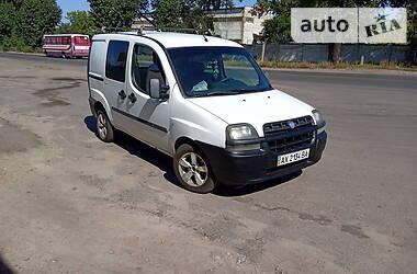 Fiat Doblo груз.-пасс. 2002 в Рубежном