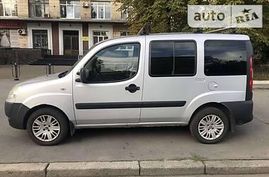 Fiat Doblo груз.-пасс. 2009 в Киеве
