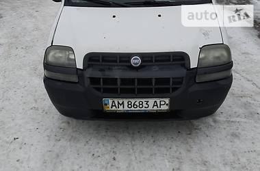 Fiat Doblo груз.-пасс. 2001 в Рівному
