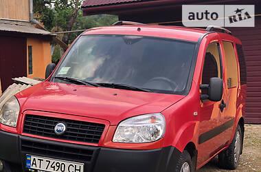 Fiat Doblo груз.-пасс. 2006 в Долине