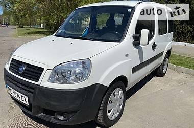 Универсал Fiat Doblo груз.-пасс. 2006 в Львове