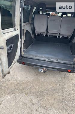 Легковой фургон (до 1,5 т) Fiat Doblo груз.-пасс. 2009 в Николаеве