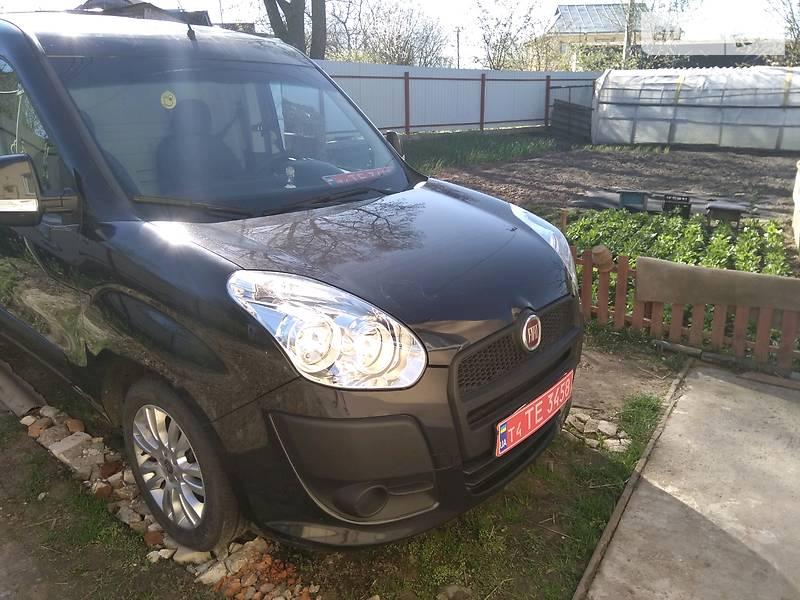 Fiat Doblo груз. 2014 в Киеве