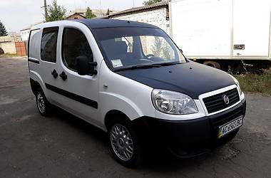 Fiat Doblo груз. 2007 в Луцке