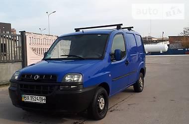 Fiat Doblo груз. 2004 в Староконстантинове