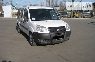 Fiat Doblo груз. 2009 в Одессе