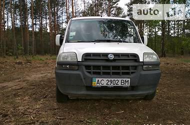 Fiat Doblo груз. 2005 в Камне-Каширском