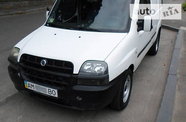 Fiat Doblo груз. 2002 в Коростышеве