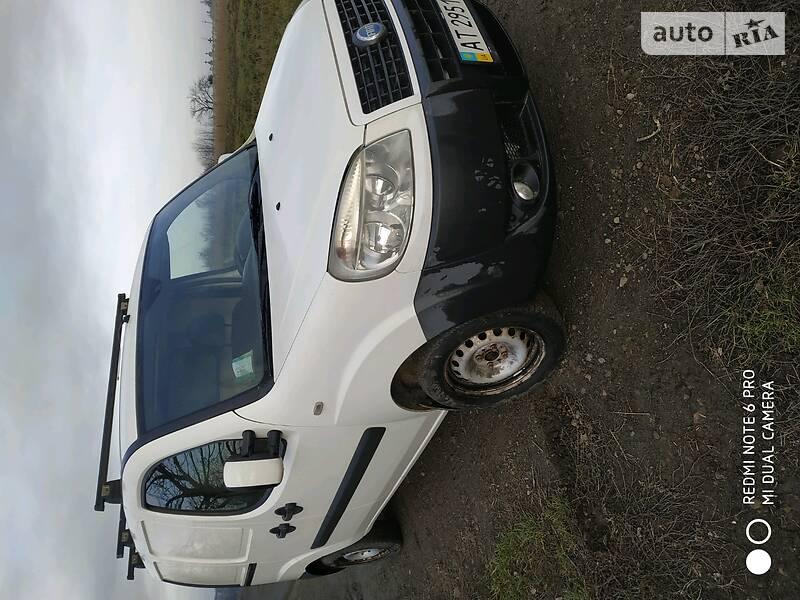 Fiat Doblo груз. 2006 в Ивано-Франковске