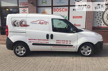 Легковий фургон (до 1,5т) Fiat Doblo груз. 2013 в Львові