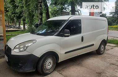 Легковой фургон (до 1,5 т) Fiat Doblo груз. 2012 в Николаеве