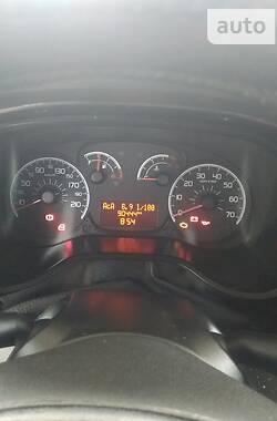 Минивэн Fiat Doblo Panorama 2013 в Черновцах