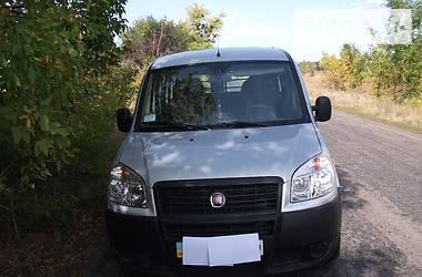 Fiat Doblo пасс. 2012 в Полтаве