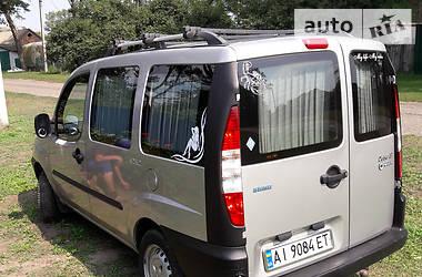 Fiat Doblo пасс.  2003