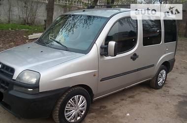 Fiat Doblo пасс. 2001 в Черкассах