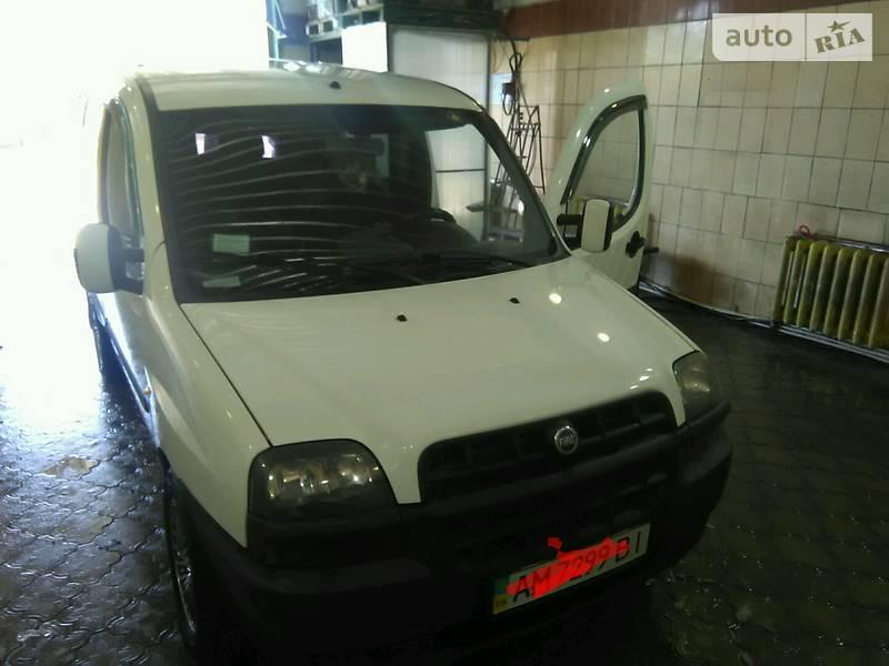 Fiat Doblo пасс. 2005 в Коростене