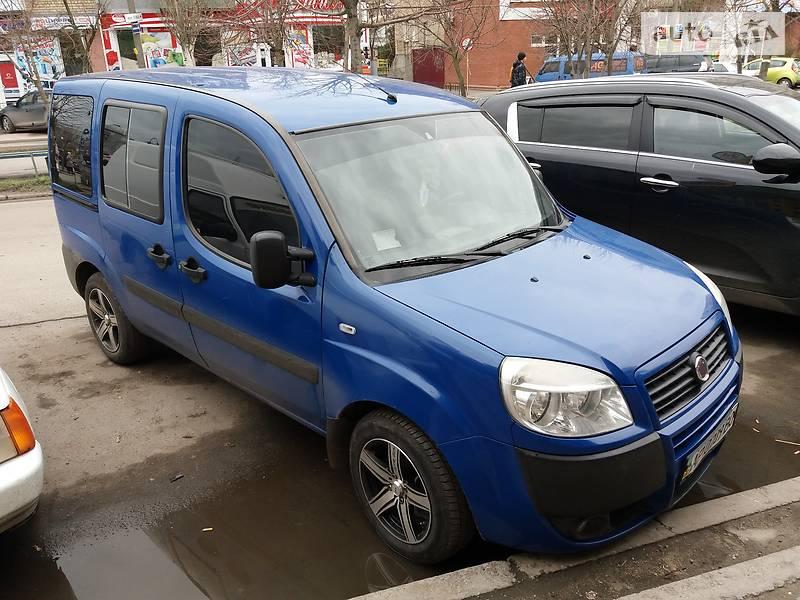 Fiat Doblo пасс. 2009 в Бердянске