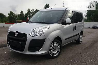 Fiat Doblo пасс. 2011 в Стрые