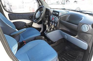 Fiat Doblo пасс. 2005 в Житомире
