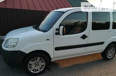 Fiat Doblo пасс. 2007 в Немирове