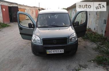 Fiat Doblo пасс. 2009 в Тернополе