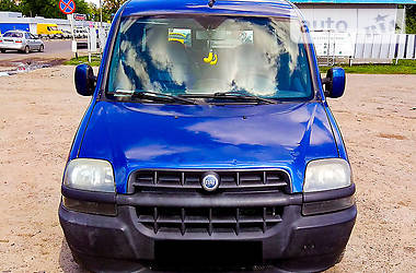 Fiat Doblo пасс. 2002 в Полтаве