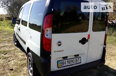 Fiat Doblo пасс. 2006 в Белгороде-Днестровском
