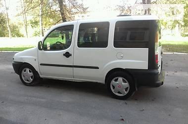 Fiat Doblo пасс. 2001 в Бориславе