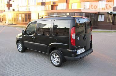 Fiat Doblo пасс. 2007 в Каменец-Подольском