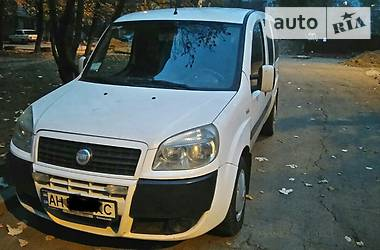 Fiat Doblo пасс. 2006 в Донецке