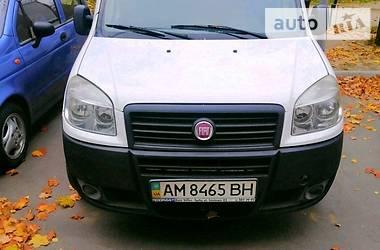 Fiat Doblo пасс. 2009 в Киеве