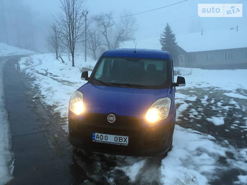 Fiat Doblo пасс. Nuovo