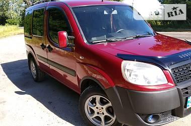 Fiat Doblo пасс. 2007 в Каневе