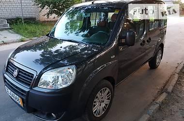 Fiat Doblo пасс. 2009 в Днепре