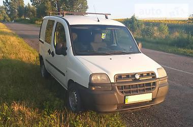 Fiat Doblo пасс. 2003 в Тернополе