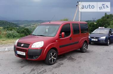 Fiat Doblo пасс. 2010 в Воловце