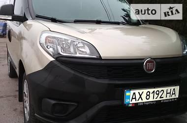 Fiat Doblo пасс. 2016 в Полтаве