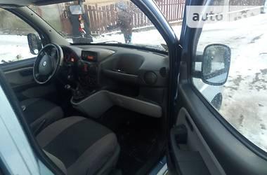 Fiat Doblo пасс. 2006 в Ужгороде