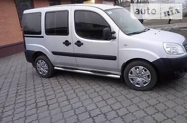 Fiat Doblo пасс. 2013 в Чорнобаї