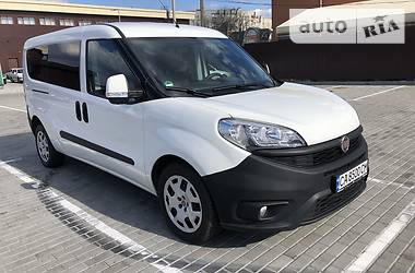 Fiat Doblo пасс. 2016 в Черкассах