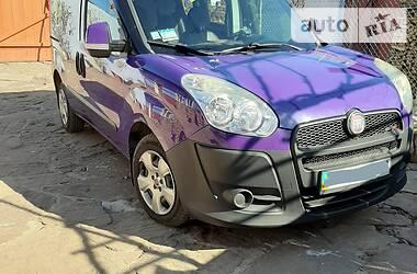 Fiat Doblo пасс. 2010 в Ивано-Франковске