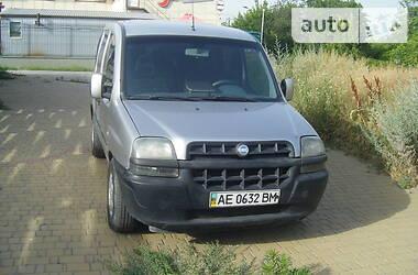 Fiat Doblo пасс. 2002 в Днепре