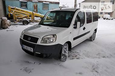 Fiat Doblo пасс. 2006 в Тернополе